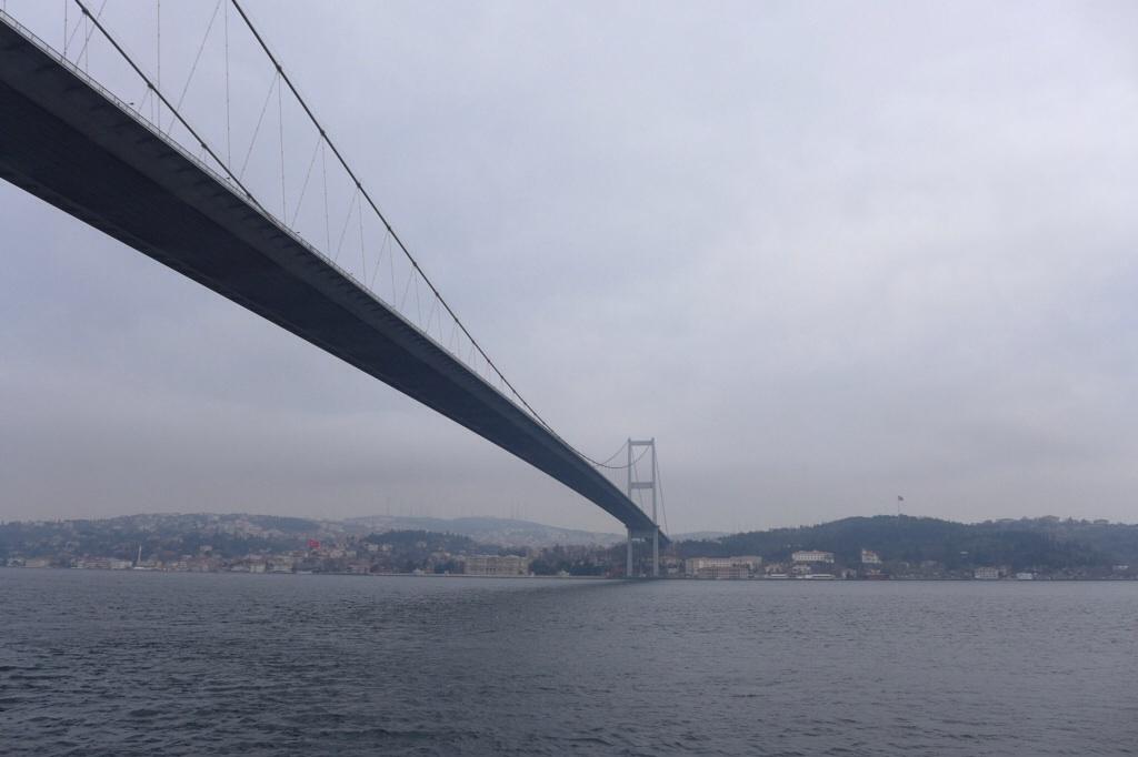 Tag 21-23: Auftanken in Istanbul