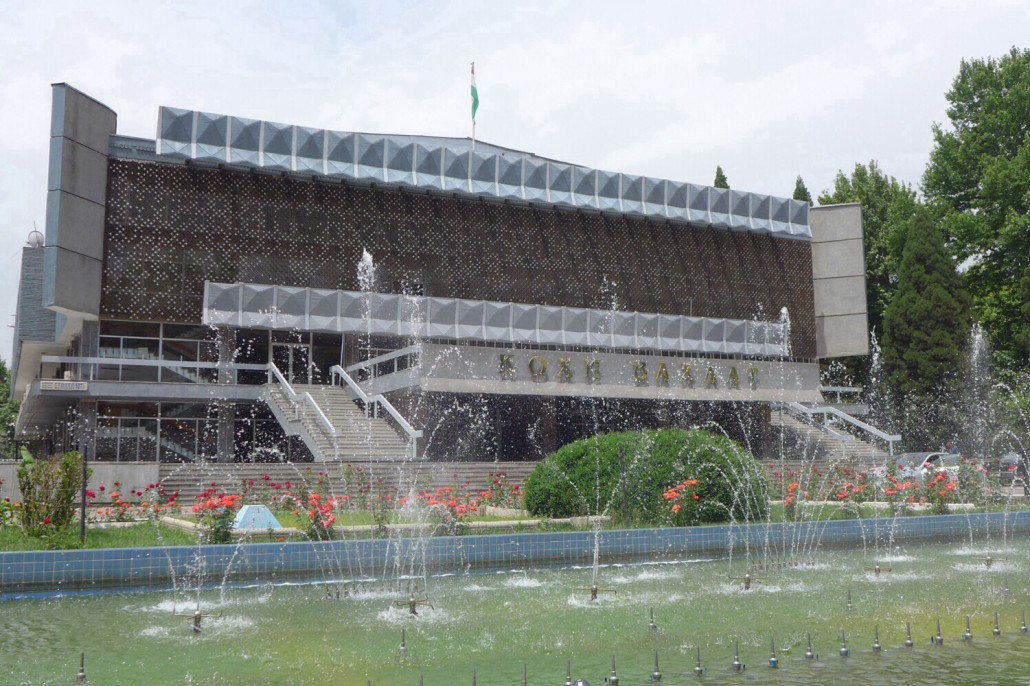Tag 107/108: Dushanbe